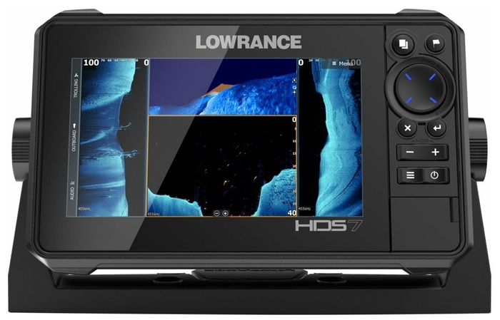 Lowrance HDS-7 Live Active Imaging